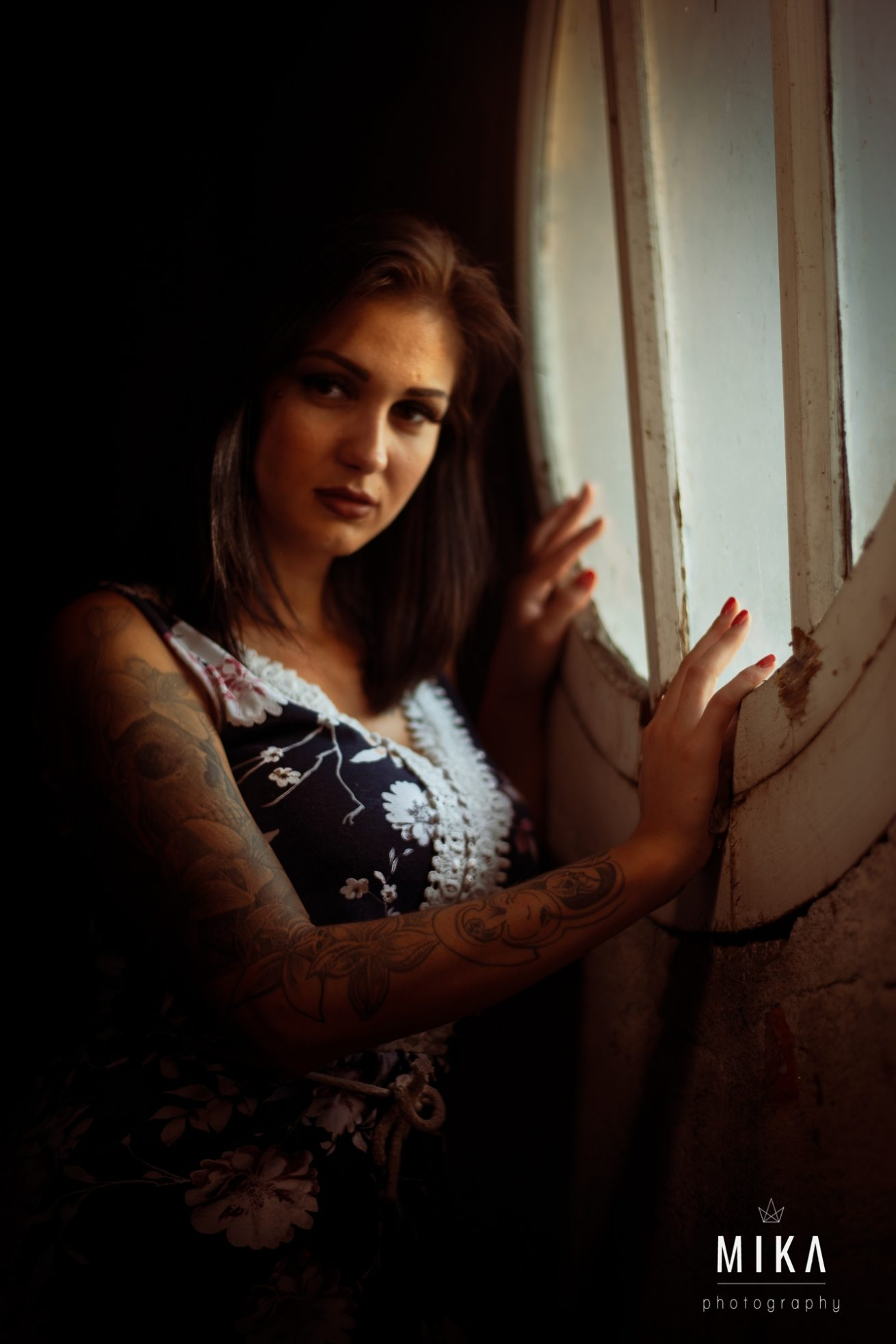 Portrait shooting mit Vanessa Jell